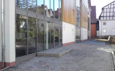 Außenanlagen Altenheim