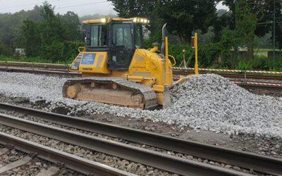 Gleisbau in Reegensburg